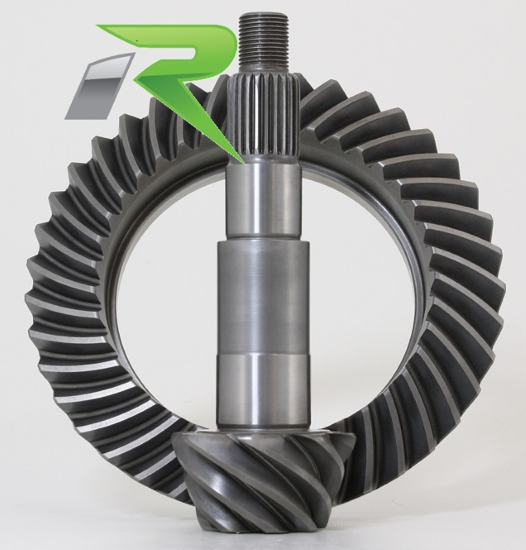 Revolution Gear and Axle D44JK-513 Dana 44 Jeep JK Rear 5.13 Ratio Ring and Pinion