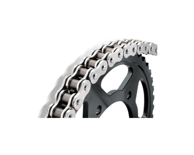Bikemaster 530x160 BMZR Series Motorcycle Chain Charcoal/Charcoal Finish