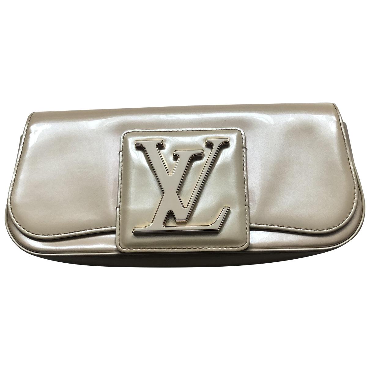 Louis Vuitton Sobe Beige Leather Clutch bag for Women \N