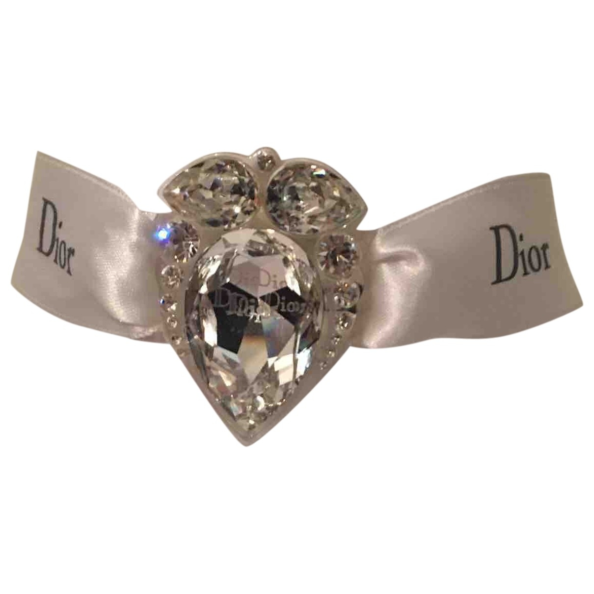 Collar de Cristal Dior