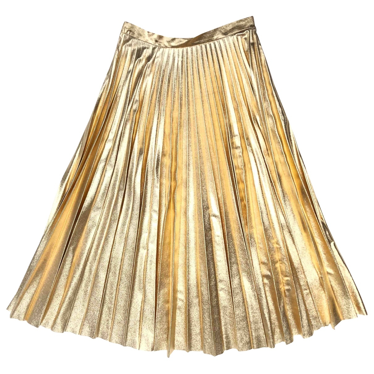 Tophop \N Rocke in  Gold Polyester