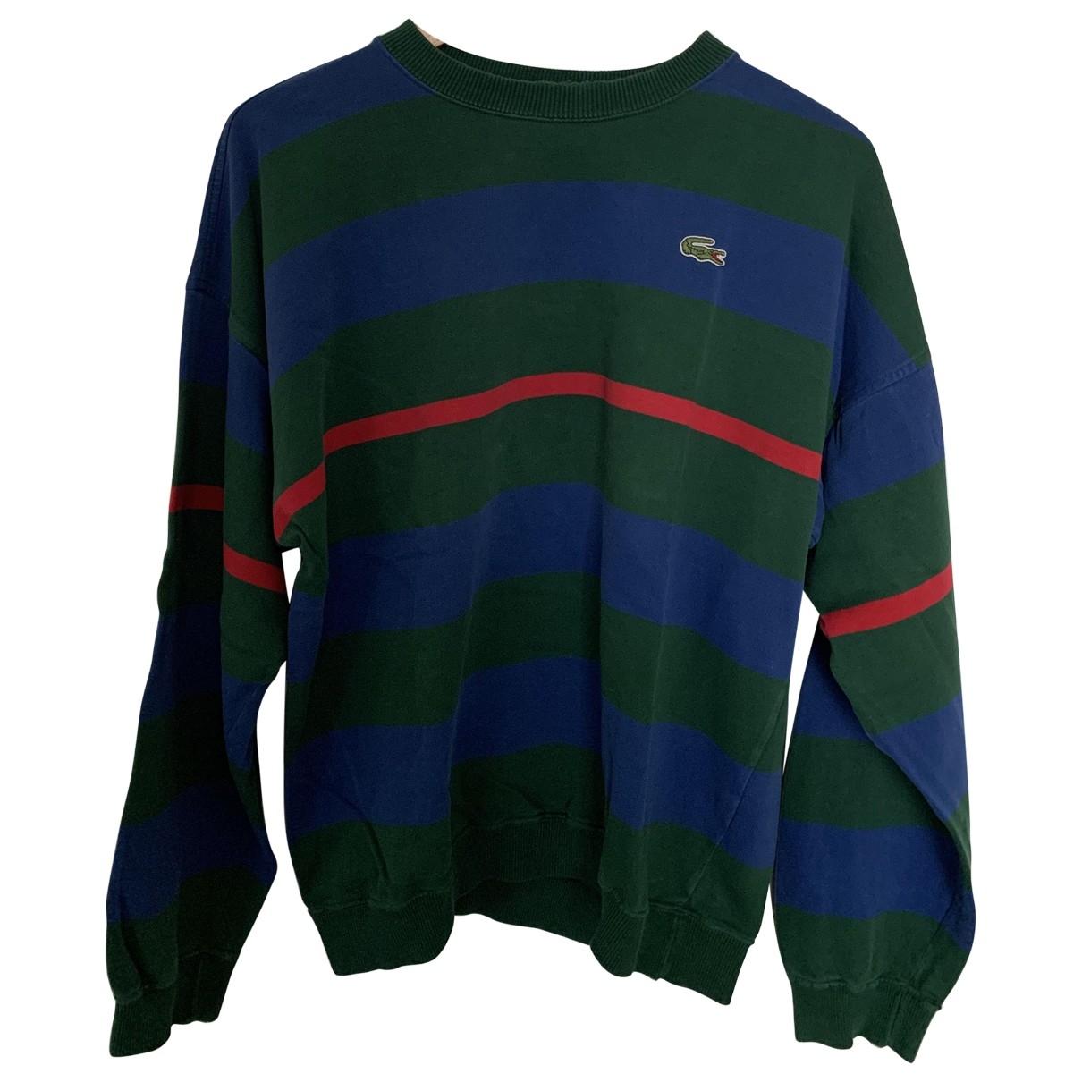 Lacoste \N Cotton Knitwear & Sweatshirts for Men L International
