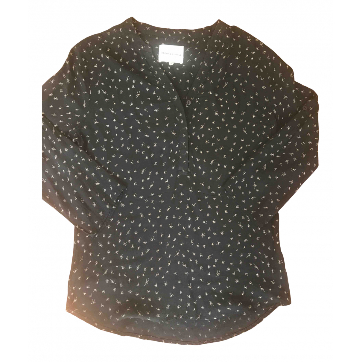 Second Female \N Navy  top for Women XS International
