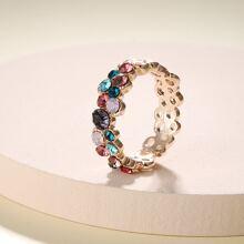 Crystal Decor Ring