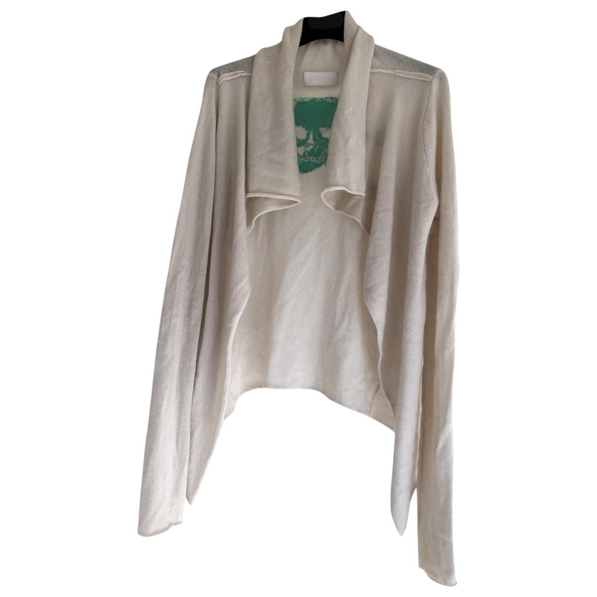 Zadig & Voltaire - Pull   pour femme en cachemire - beige