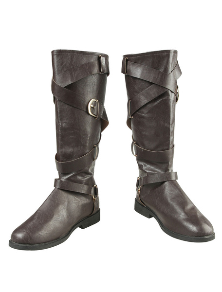 Milanoo Devil May Cry 5 Dante Halloween Cosplay Shoes