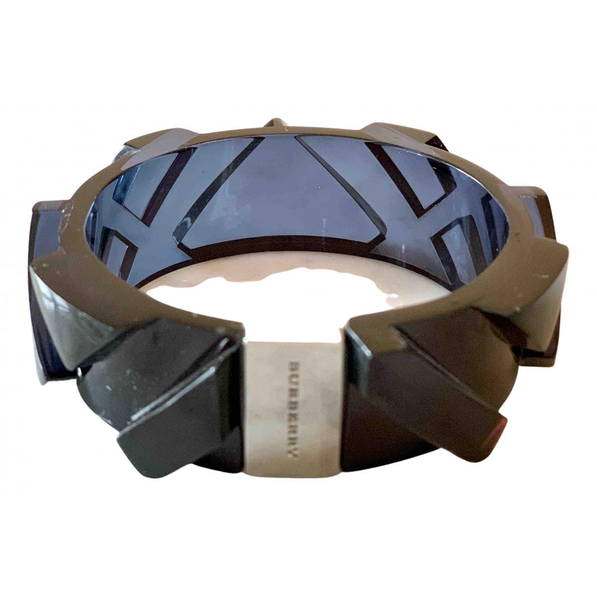 Burberry N Blue Metal bracelet for Women N