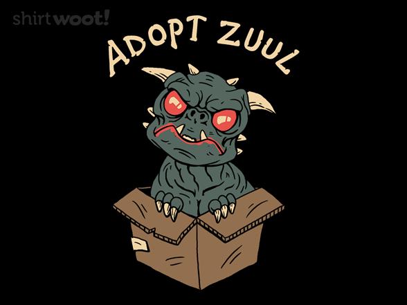 Adopt A Demon T Shirt