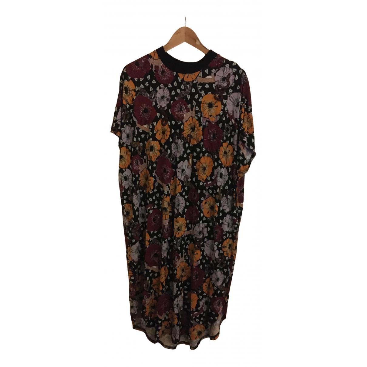 Monki \N Multicolour Cotton dress for Women XS International