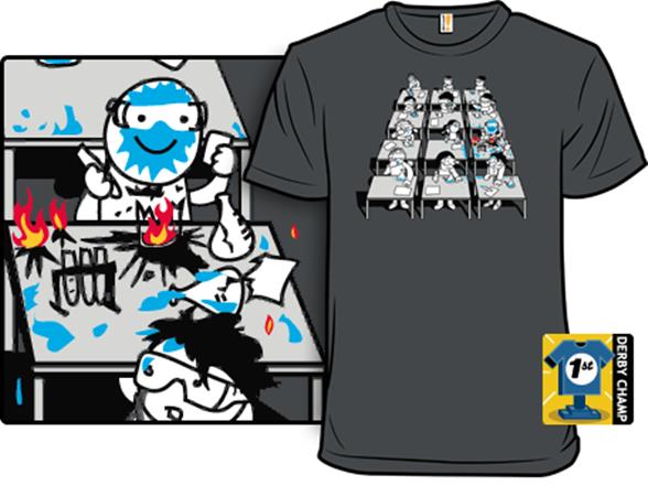 The Chemist T Shirt
