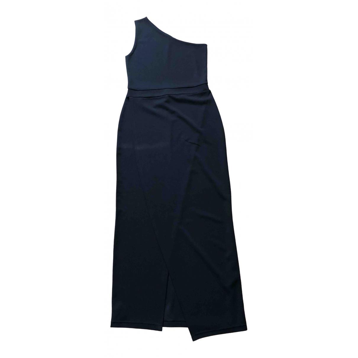 Asos - Robe   pour femme en coton - elasthane - noir