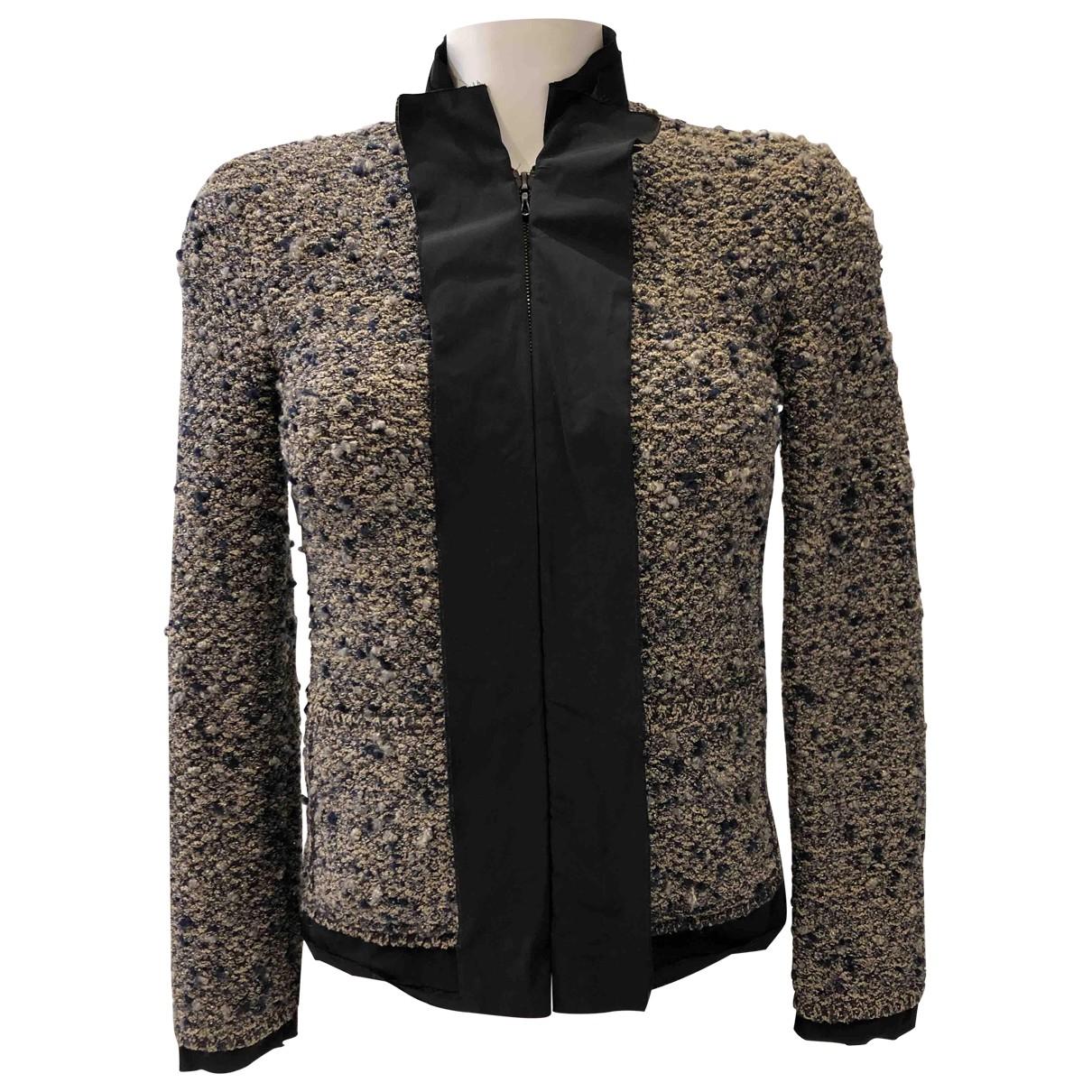 Lanvin N Navy Wool jacket for Women 34 FR