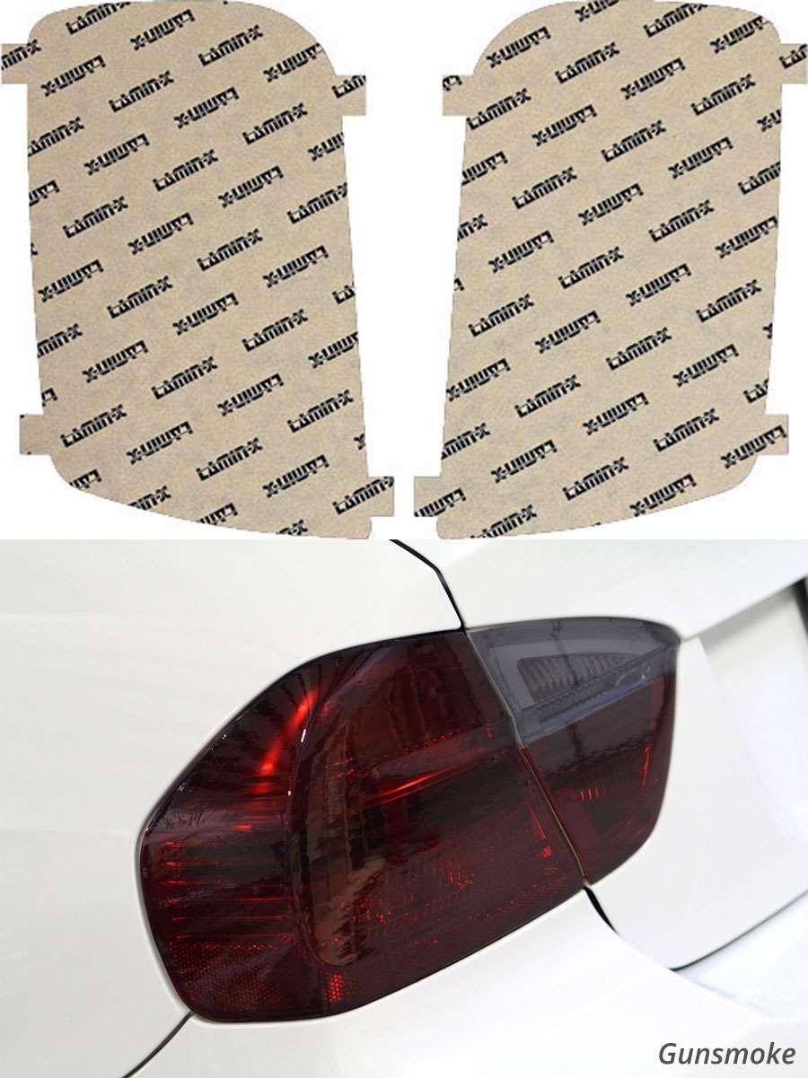 Scion xB 11-15 Gunsmoke Tail Light Covers Lamin-X SC206G