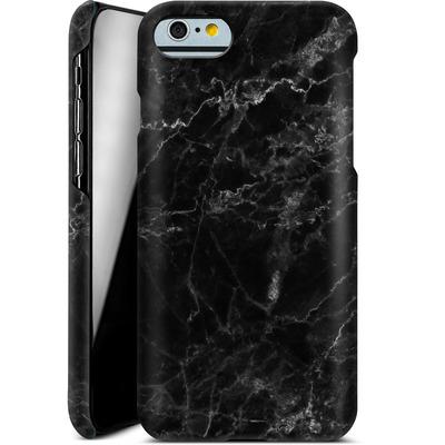 Apple iPhone 6s Smartphone Huelle - Midnight Marble von caseable Designs