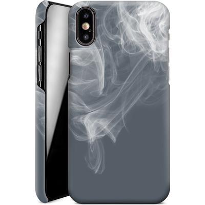 Apple iPhone X Smartphone Huelle - Smoking von caseable Designs