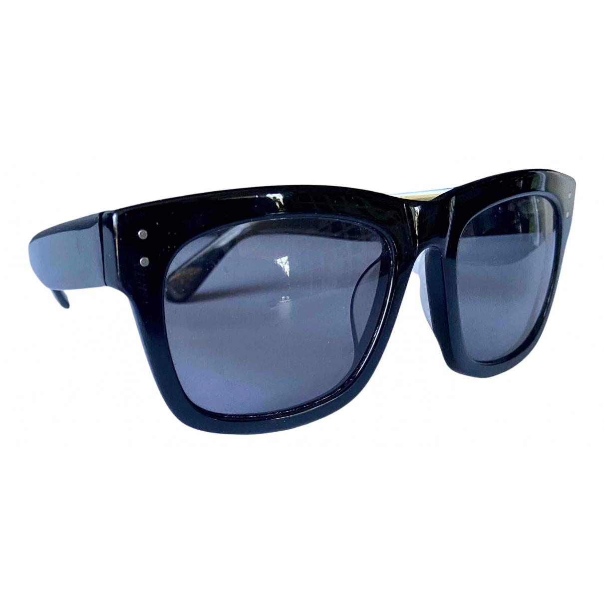 Zara \N Sonnenbrillen in  Schwarz Kunststoff