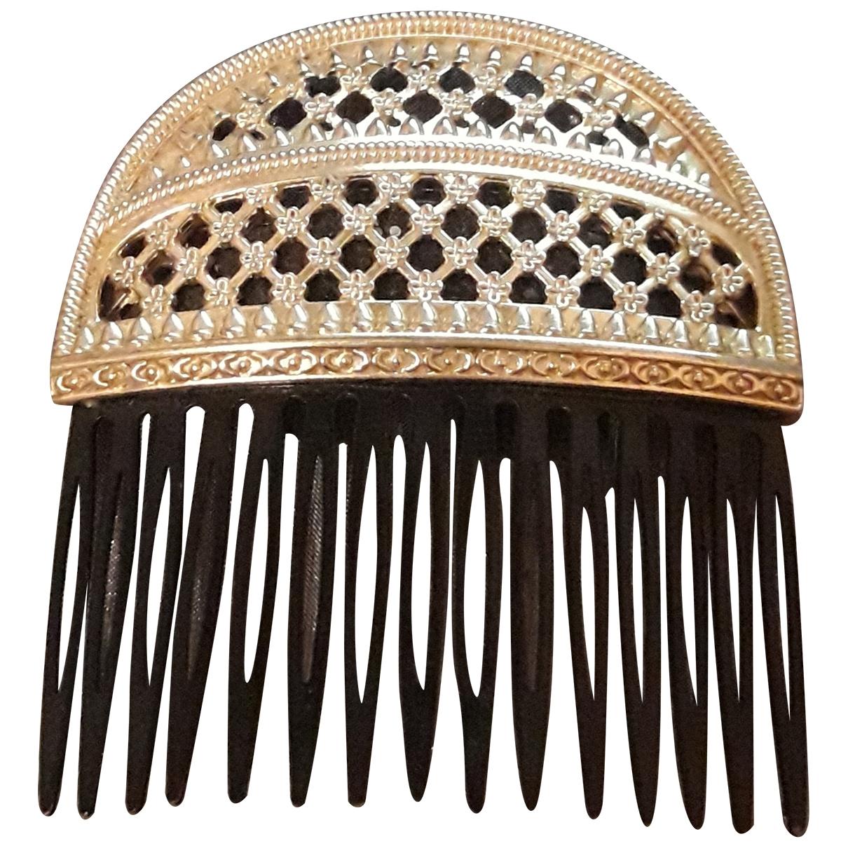 Dolce & Gabbana \N Accessoires und Dekoration in  Gold Synthetik