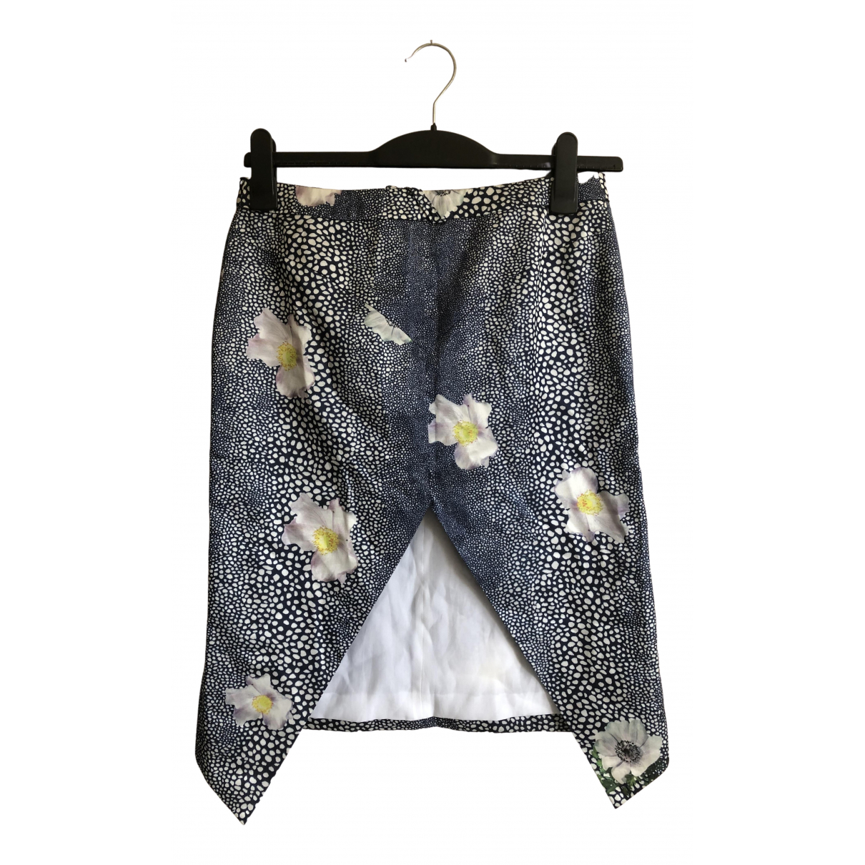 Preen By Thornton Bregazzi \N Navy skirt for Women M International