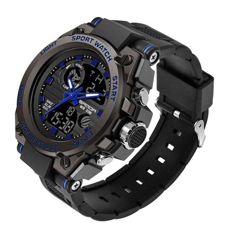 Ericdress Hardlex Luminous Sport Style Watch