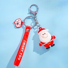 Christmas Charm Keychain
