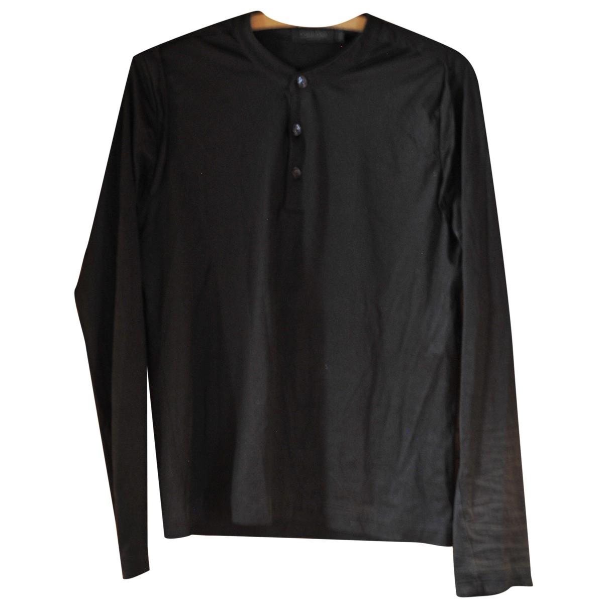 Calvin Klein - Tee shirts   pour homme en coton - marron
