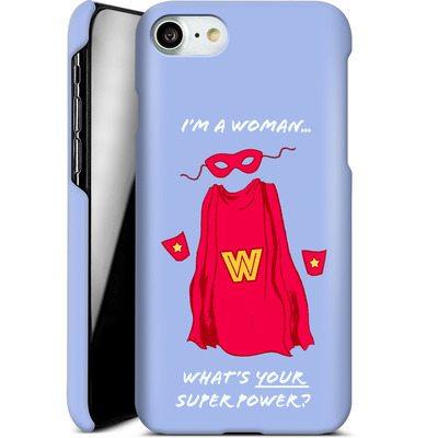 Apple iPhone 7 Smartphone Huelle - Superpower von caseable Designs