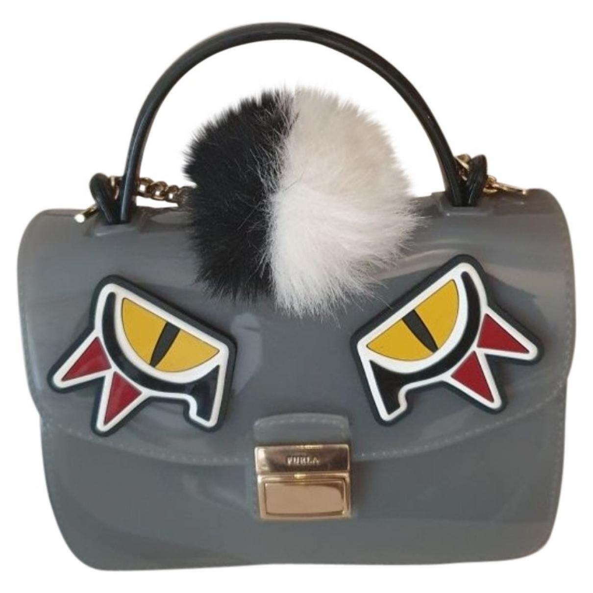 Furla Candy Bag Grey Clutch bag for Women \N
