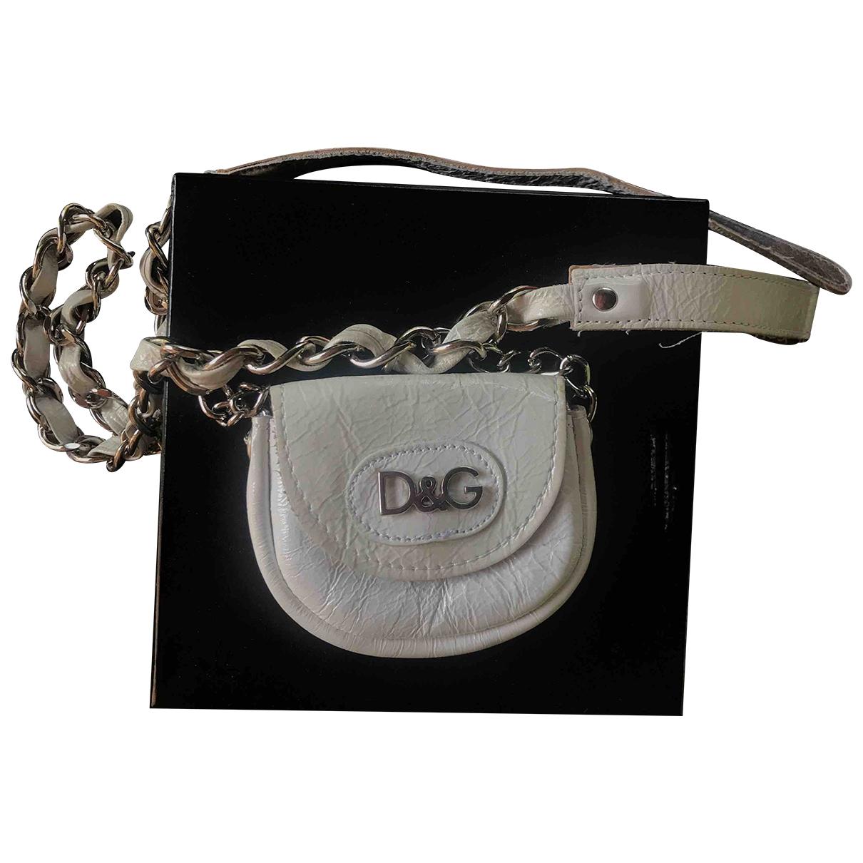 Dolce & Gabbana - Petite maroquinerie   pour femme en autre - blanc