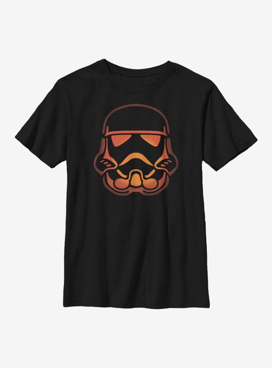 Star Wars Pumpkin Trooper Youth T-Shirt
