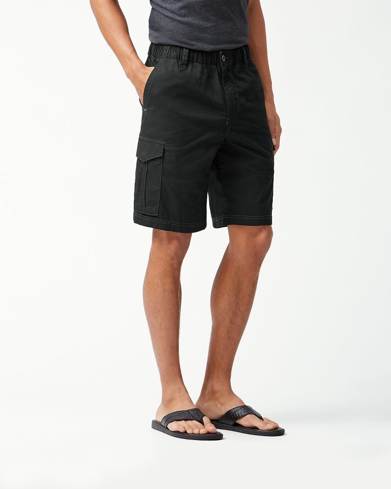 Ripstop Bahama Survivalist Cargo 10-Inch Shorts