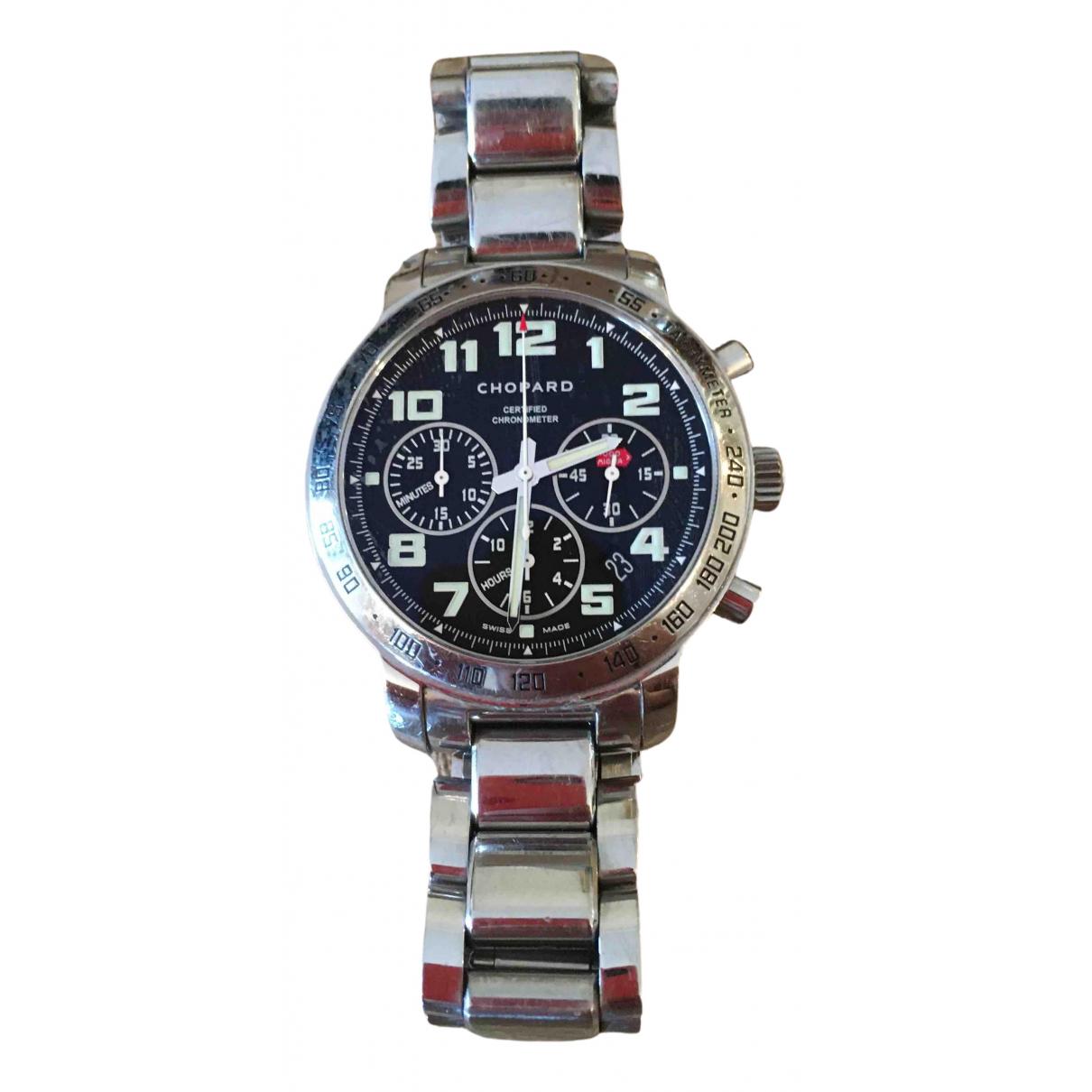 Chopard Mille Miglia  Metallic Steel watch for Men \N