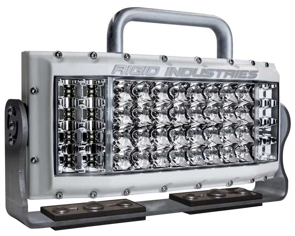 RIGID Industries 80-40/Spot Combo White Housing Site Series
