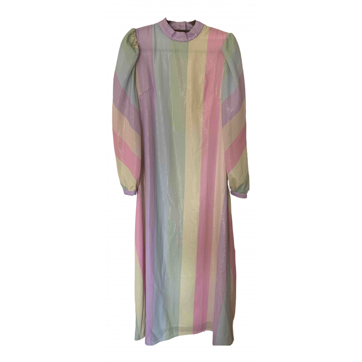 Olivia Rubin \N Kleid in  Bunt Polyester