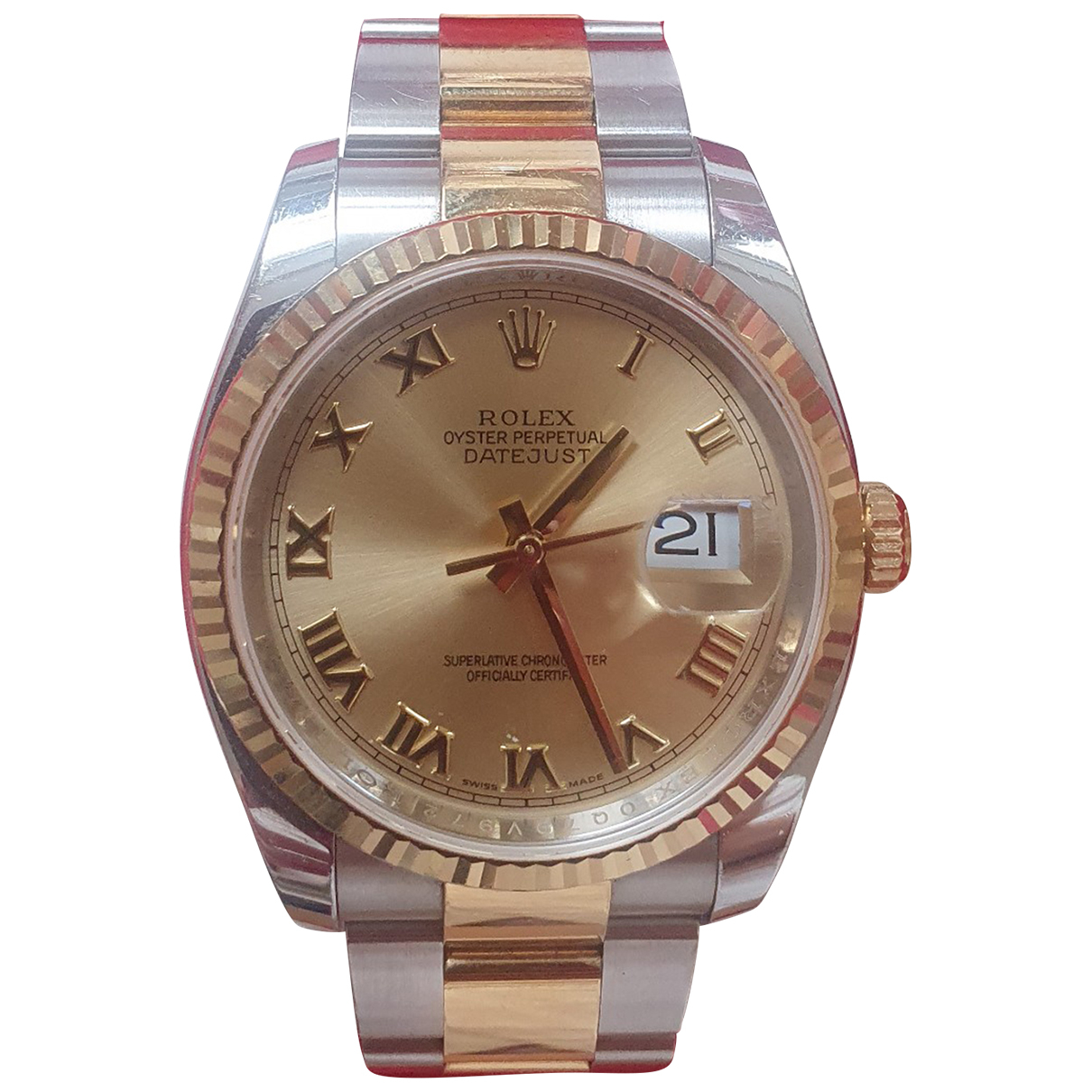 Reloj Datejust 36mm Rolex