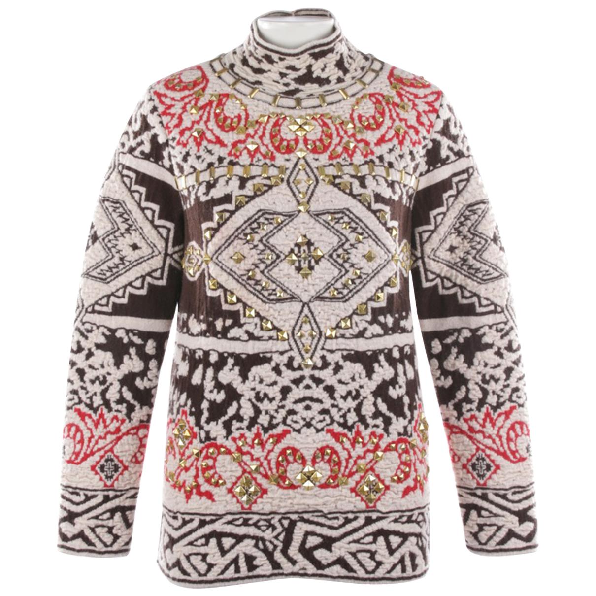 Emilio Pucci \N Beige Wool Knitwear for Women S International