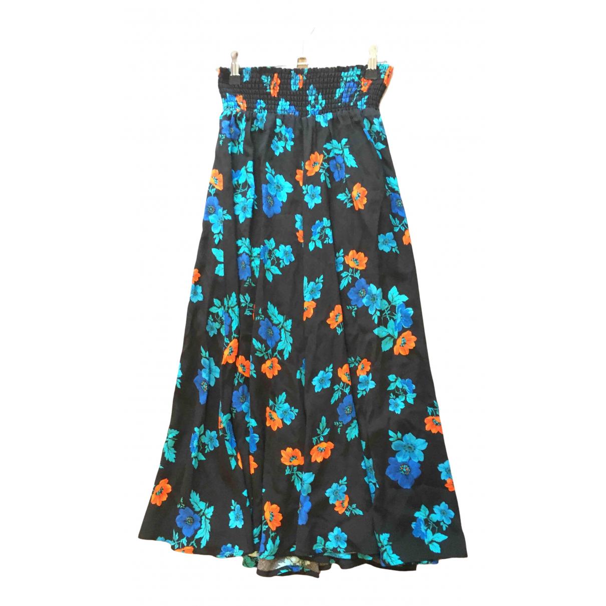 Maje N Multicolour skirt for Women 36 FR