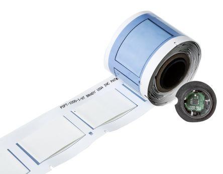Brady Heat Shrink Cable Marker White 25.78 → 24.13mm Dia. Range