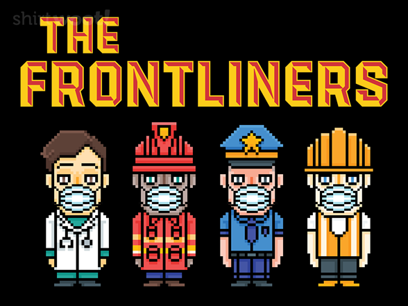 The Frontliners T Shirt