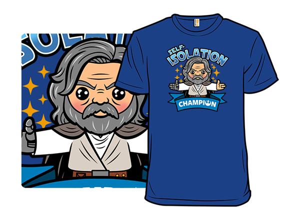 Self-isolation Champion T Shirt