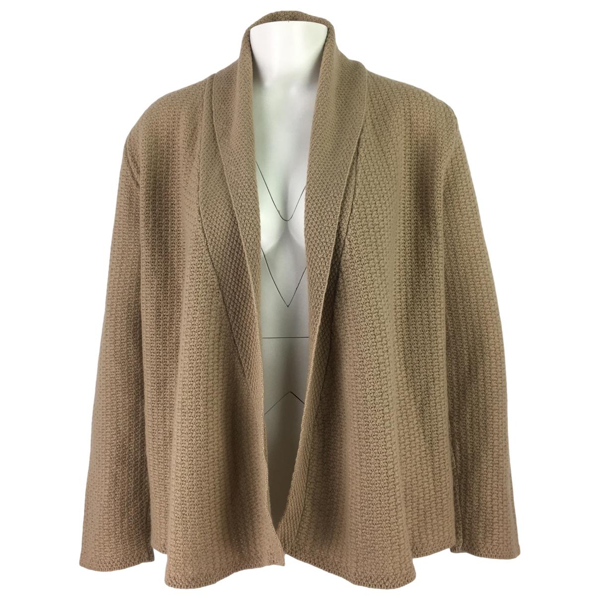 Jil Sander \N Beige Cashmere Knitwear for Women M International