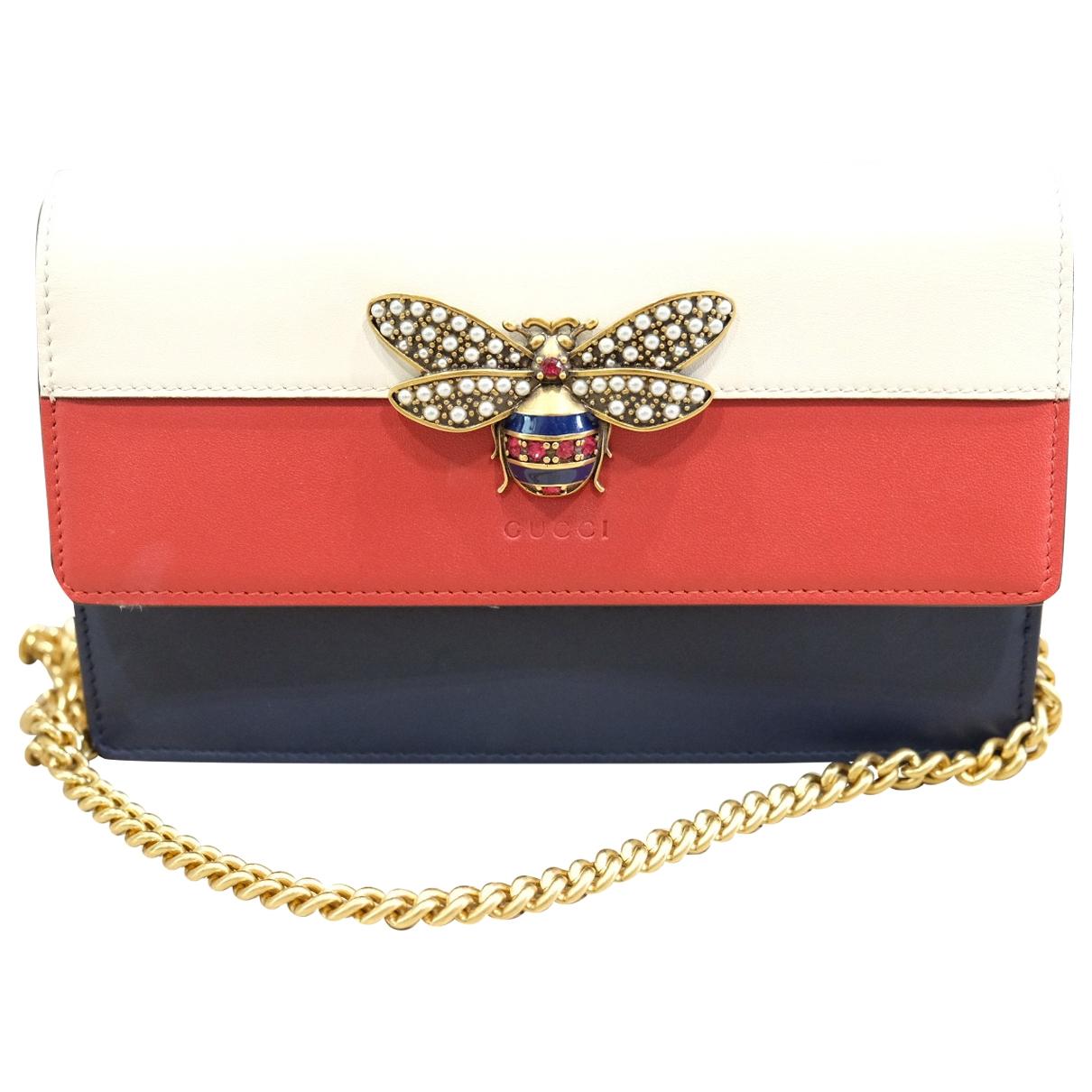 Gucci Queen Margaret Multicolour Leather handbag for Women \N