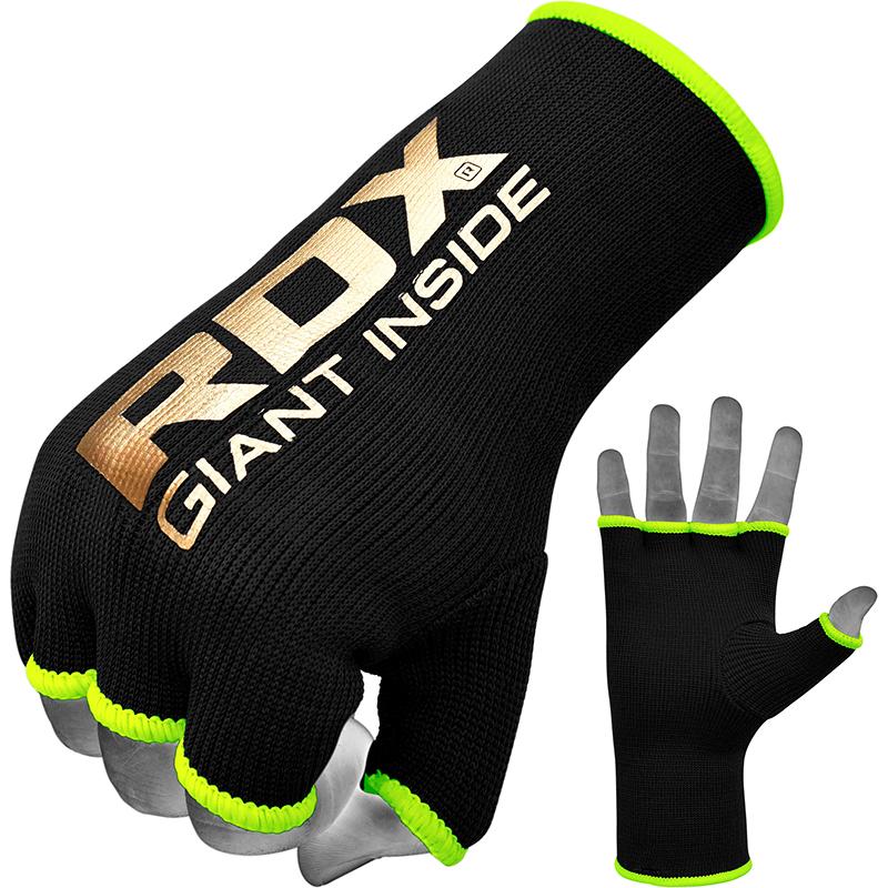 RDX IB Inner Hand Wrap Gloves Green Small