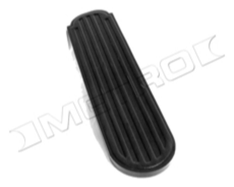 Metro Moulded AP 34 Accelerator Pedal Pad Willys 1937-1938