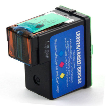 Lexmark 27 10N0227 cartouche d'encre remanufacturée couleur - G&G™