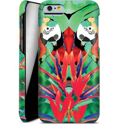 Apple iPhone 6s Smartphone Huelle - Parrot von Amy Sia