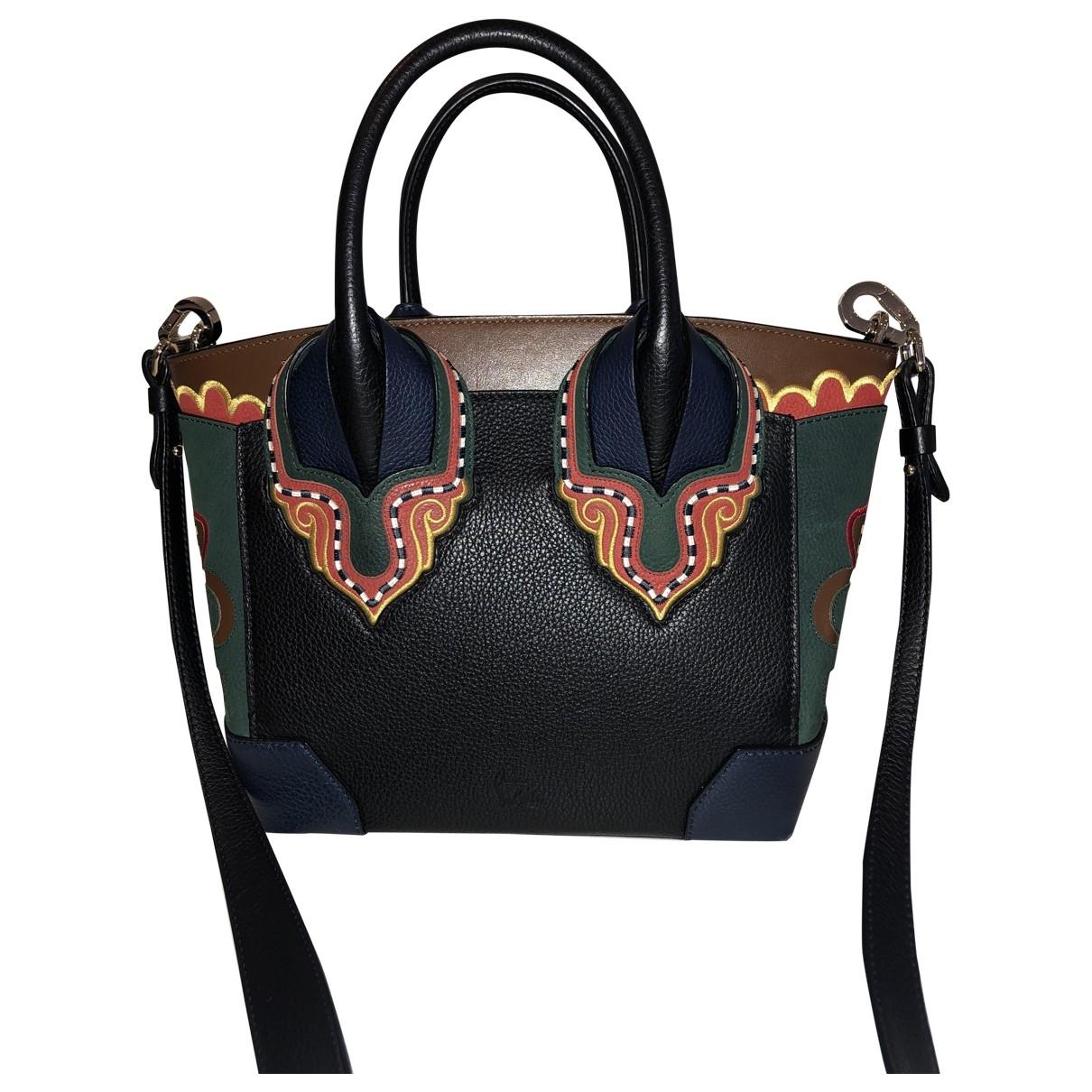 Christian Louboutin Éloïse Multicolour Leather handbag for Women \N