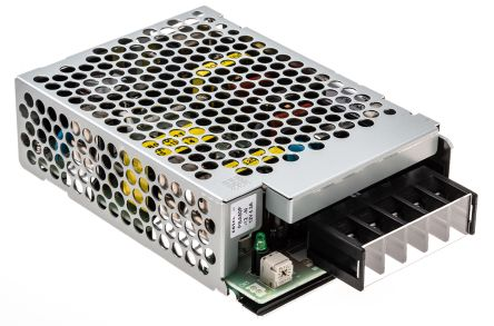 Cosel , 51.6W Embedded Switch Mode Power Supply SMPS, 12V dc, Enclosed