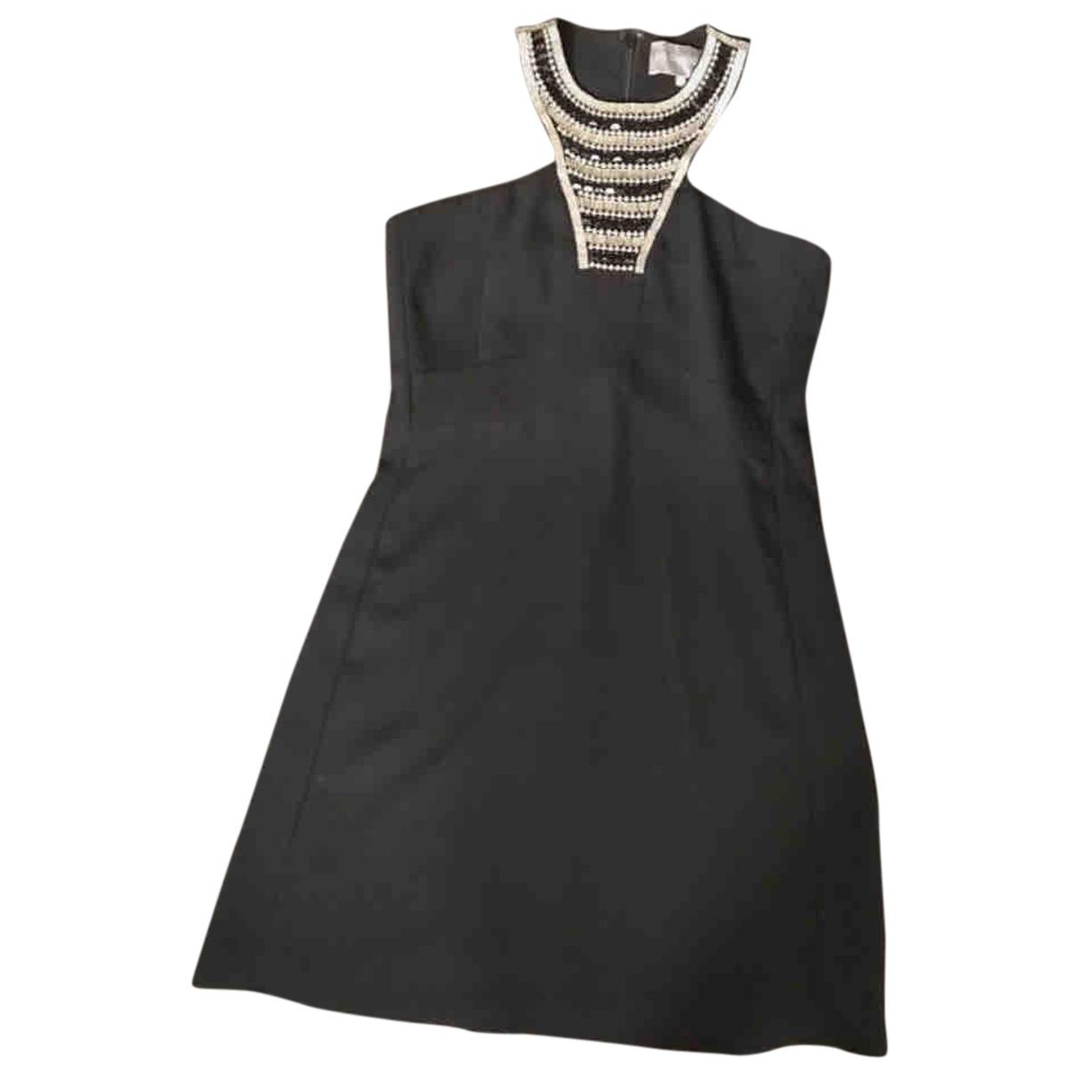 Autre Marque \N Kleid in  Schwarz Synthetik