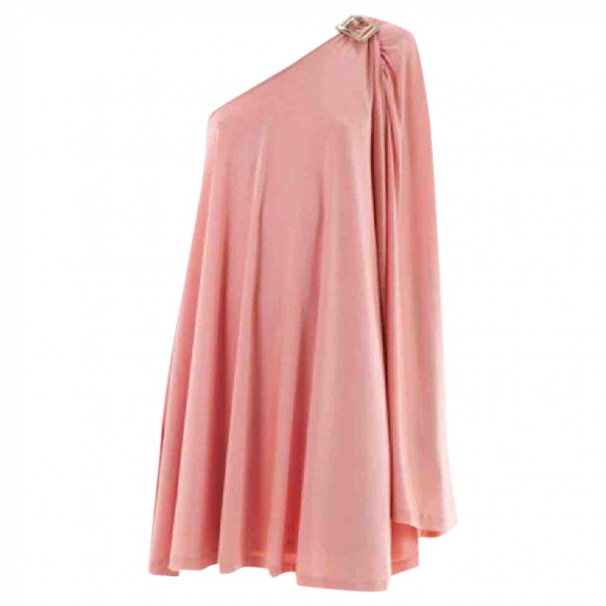 Mini vestido Halston Heritage