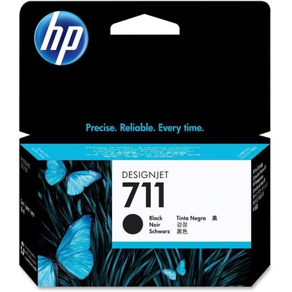 HP 711 CZ129A Original Black Ink Cartridge 38ml